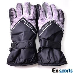 Ex-sports 防水保暖手套 超輕量多功能(男款-7331)