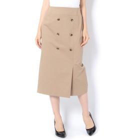 GALLARDAGALANTE(ガリャルダガランテ)/トレンチデザインタイトスカート