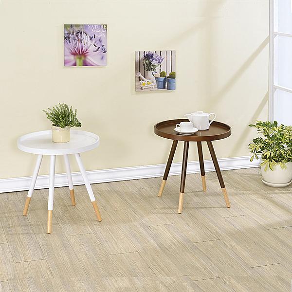【品味玩傢】 茶几圓桌 寬46cm小茶几 邊桌 休閒桌