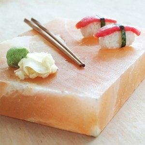 【Naluxe】多用途玫瑰鹽盤(20x20x4cm)