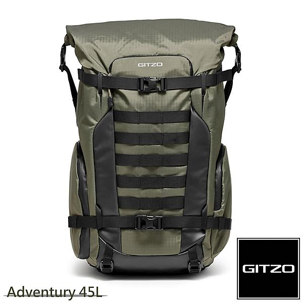 GITZO Adventury 45L 探險家後背相機包 GCBAVT-BP-45