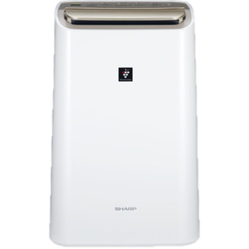 SHARP 夏普 12公升 自動除菌 離子清淨除濕機 DW-H12FT-W