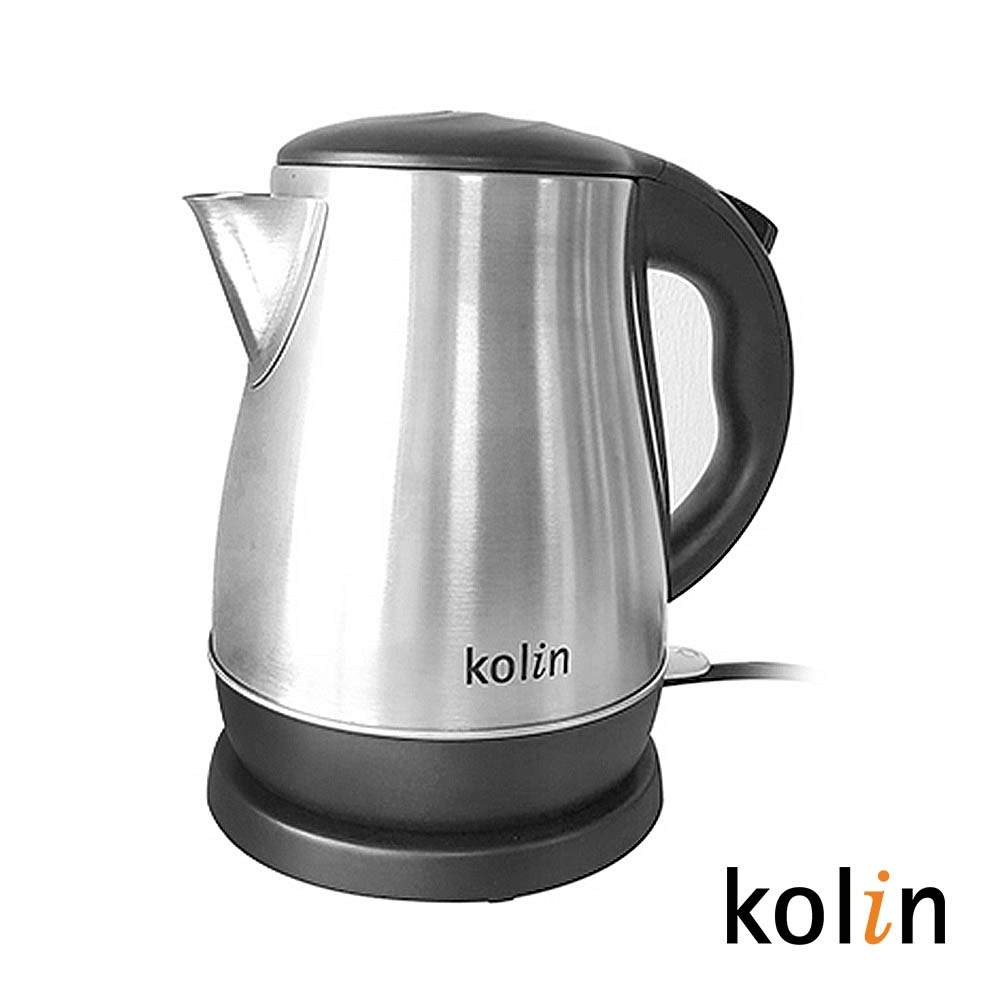 Kolin 歌林1.8L 不鏽鋼快煮壺 KPK-DL1802S