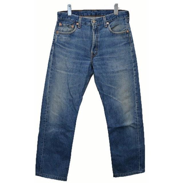 Levis USA MADE 505 デニム ジーンズ パンツ インディゴ サイズ:31 (二子玉川店) 200117