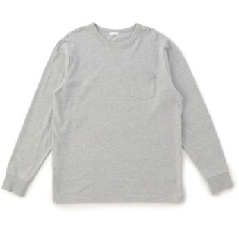 メンズ 【在庫限り】オーガニックコットン ヘビーウェイト無地Tシャツ