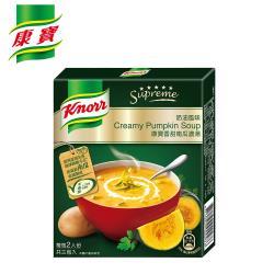 康寶濃湯 奶油風味香甜南瓜 (3包入)