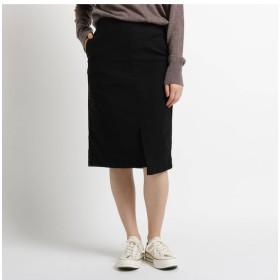 【ジェット/JET】 【洗える】モールスキンストレッチタイトスカート