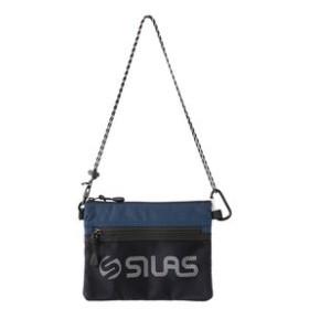 【SILAS:バッグ】LOGO SHOULDER BAG