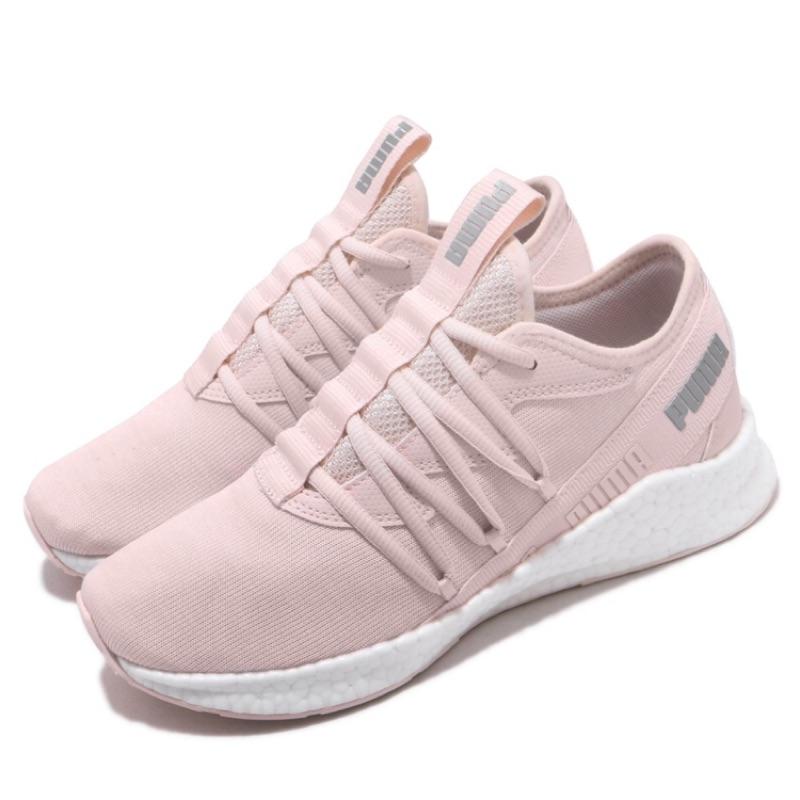 [Puma] 女款運動慢跑鞋 淡粉色 19348905《曼哈頓運動休閒館》