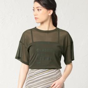 EPOCA(エポカ)/レタリングチュールTシャツ