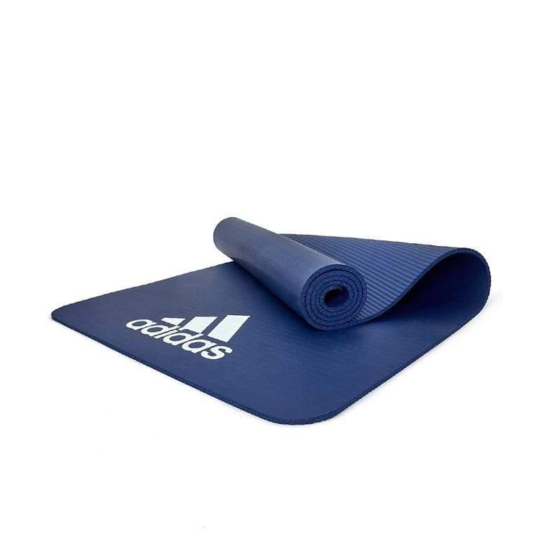 輕量防滑彈性運動墊-7mm(靛藍)