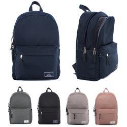 J II 後背包-水洗雙拉鍊後背包-5色選擇-6298-2