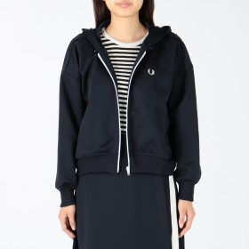 FRED PERRY(フレッドペリー)/HOODED TRACK JACKET