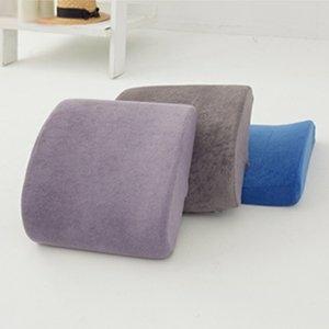 【格藍傢飾】樂活舒壓全方位腰墊-紫