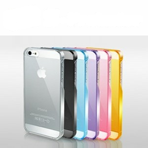 CUBE iPhone 5/5s S-Protector 透明保護殼