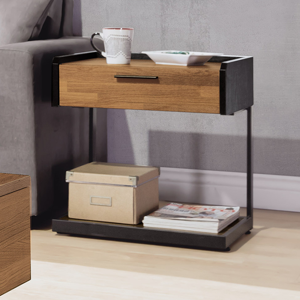 Boden-卡諾斯1.8尺小茶几/邊桌(三色可選)