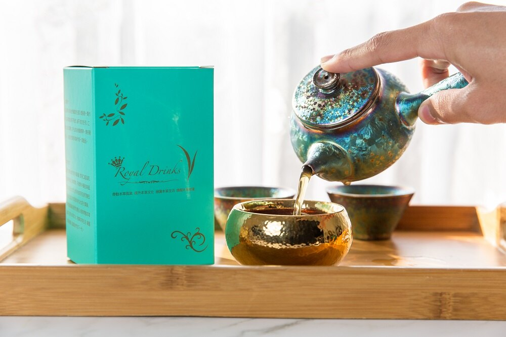【強免疫】原力飲 10入 / 隨身包 沖泡飲品/茶包/養生茶/茶飲