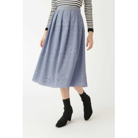 JILLSTUART(ジルスチュアート)/《Endy ROBE》シルヴィア刺繍スカート