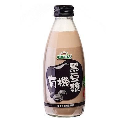 統一生機 有機黑豆漿(245mlx24瓶)