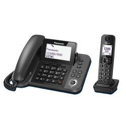 【國際牌Panasonic】子母雙機數位無線電話 KX-TGF310TWB