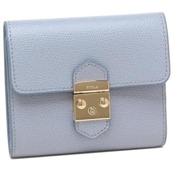 (FURLA/フルラ)フルラ 折財布 レディース FURLA 1008261 PU28 ARE 478 ブルー/レディース ブルー