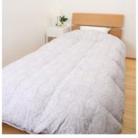 【NISHIKAWA ストア:ベッド・寝具】[CUORE] 羽毛合掛羽毛布団 ハンガリーシルバーグース93% 1.1㎏/NEO Modern(ダブル)