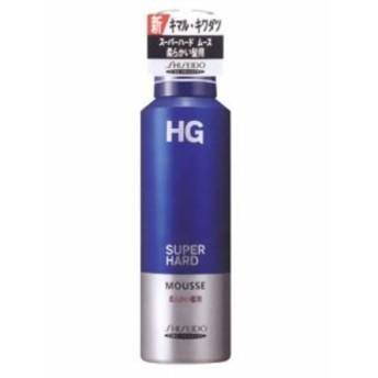 HG スーパーハードムース 柔らかい髪用 180g