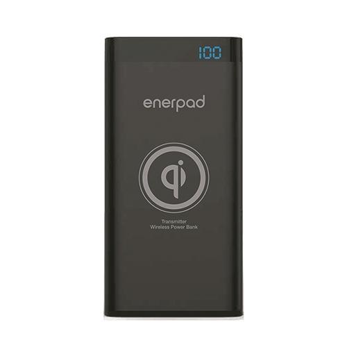 【enerpad愛良品】Q10K-Qi 無線快充行動電源 (Type C)10000mAh