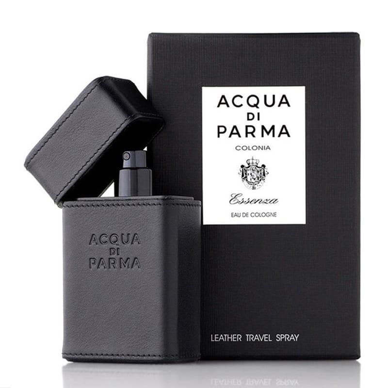 Acqua di Parma 帕爾瑪之水克羅尼亞黑調古龍水 30ml 皮革版 LV集團香氛 SP嚴選家