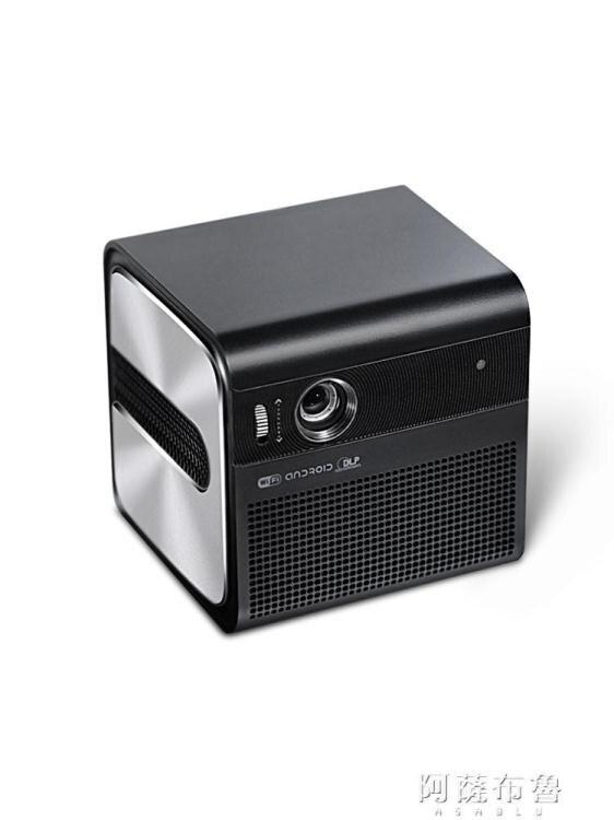 投影儀 科若KS1新品手機投影儀家用小型便攜投墻看電影投影機4K高清家庭影院