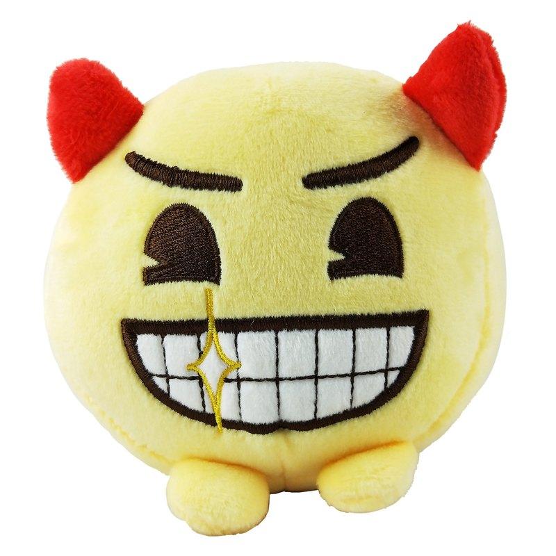 emoji表情符號授權-手枕玩偶【小惡魔】