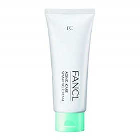 ファンケル (FANCL) 新 エイジングケア 洗顔クリーム 1本 90g (約30日分)
