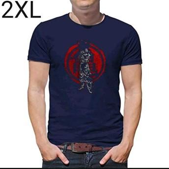●● Tシャツ 悟空 怒り XXLサイズ