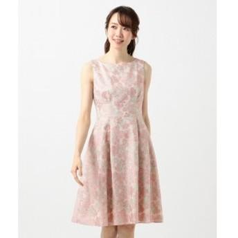 トッカ(TOCCA)/【洗える!】PERFECTION CAMELLIA ドレス