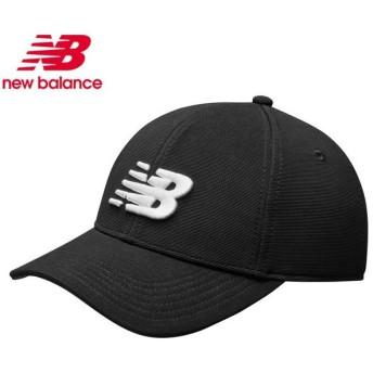 ニューバランス 帽子 キャップ メンズ レディース チームキャップ BIGロゴ MH934307 new balance