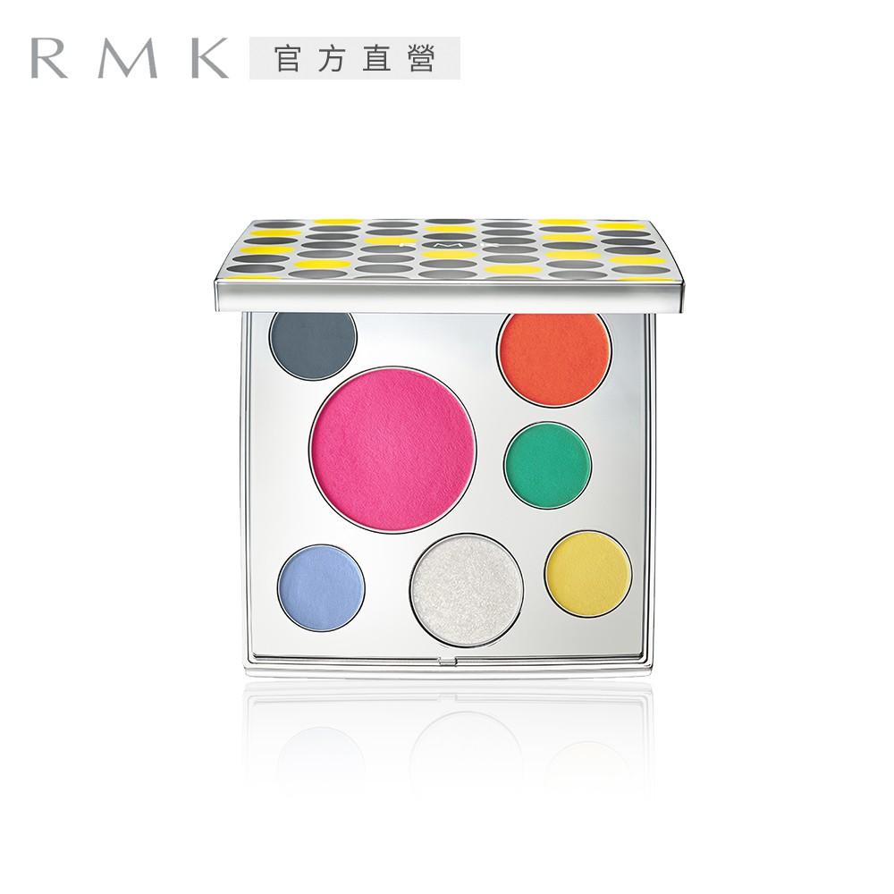 RMK 玩色點采眼頰盤 8.2g