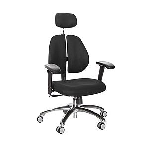 GXG 雙背涼感 電腦椅(鋁腳/升降滑面扶手)TW-2995 LUA6#訂購備註顏色