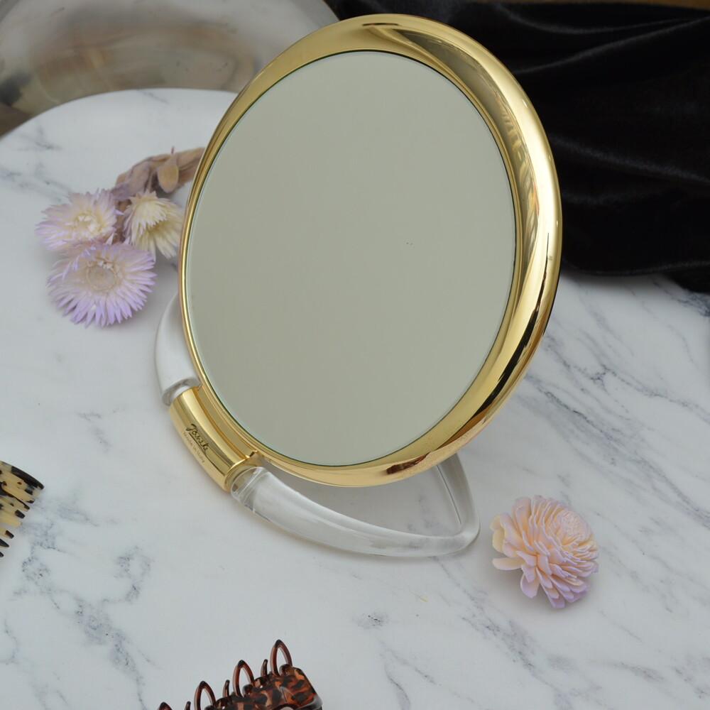 全新品janeke 義大利梳妝雙面立鏡