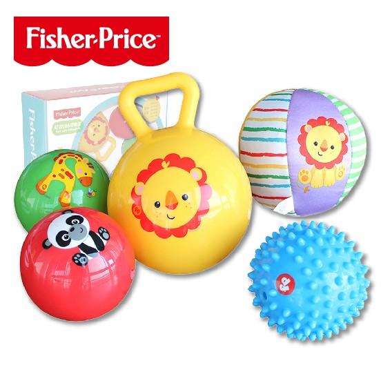【Fisher-Price費雪】初級訓練球套裝 (F0906)