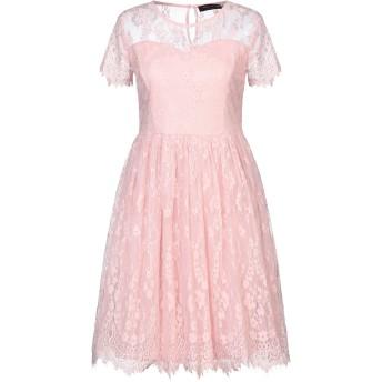 《セール開催中》ANGEL EYE レディース ミニワンピース&ドレス ライトピンク 10 ナイロン 100%