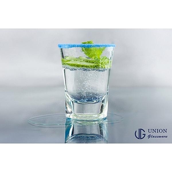 泰國UNION 方底小酒杯 63ml 玻璃杯 shot杯 酒杯 烈酒杯 一口杯 轟炸機