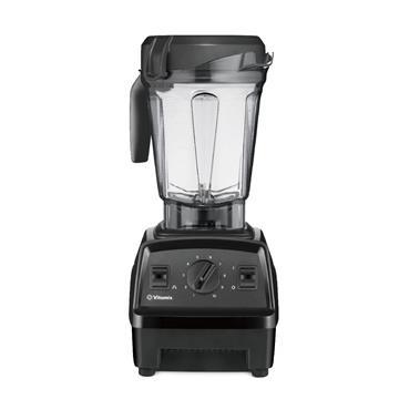 美國Vitamix E320 探索者調理機(雙杯組)-黑(065739(時尚黑))