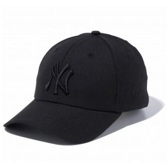 ニューエラ(NEW ERA) キャップ 9FORTY ニューヨーク・ヤンキース ブラック × ブラック 2 12336643 (Men's)