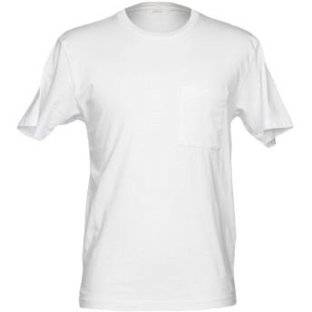 《セール開催中》OBVIOUS BASIC メンズ T シャツ ホワイト L コットン 100%