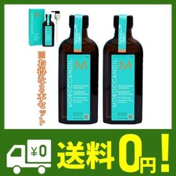 【国内サロン正規品】モロッカンオイル(MOROCCAN OIL) オイルトリートメント100ml(ポンプ付) ノーマルタイプ ※2本セット 洗い流さな