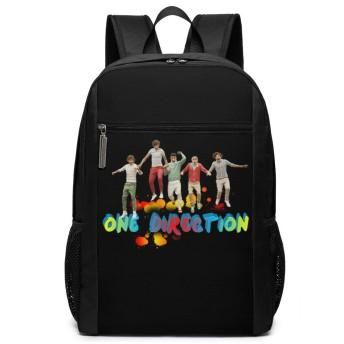 ワン・ダイレクション One Direction リュックサック リュックバッグ ノートパソコン用のバッグ オシャレ デイパック 通学 通勤 登山 リュック ショルダーバッグ 大容量 アウトドア 男女兼用 贈り物