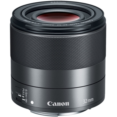 CANON EF-M 32mm F1.4 STM 定焦鏡  (公司貨)