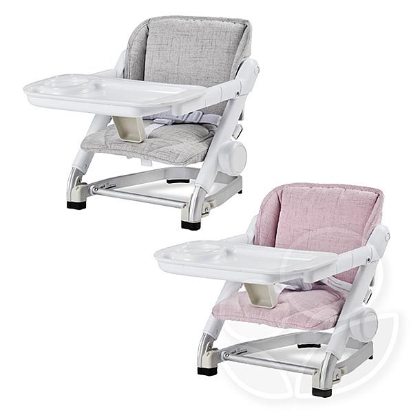 【椅身+椅墊組合】英國 unilove Feed Me 攜帶式寶寶餐椅/摺疊餐椅【佳兒園婦幼館】