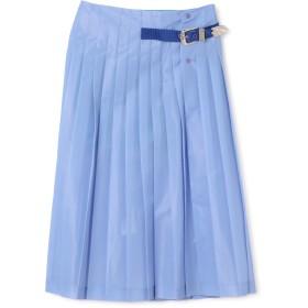 TOGA PULLA(トーガ プルラ)/Polyester mesh skirt
