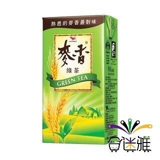 【免運直送】統一-麥香綠茶300ml*1箱  -02